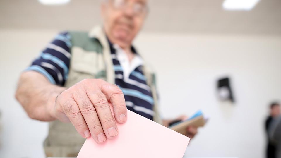 Bekanntmachung über das Recht auf Einsicht in das Wählerverzeichnis